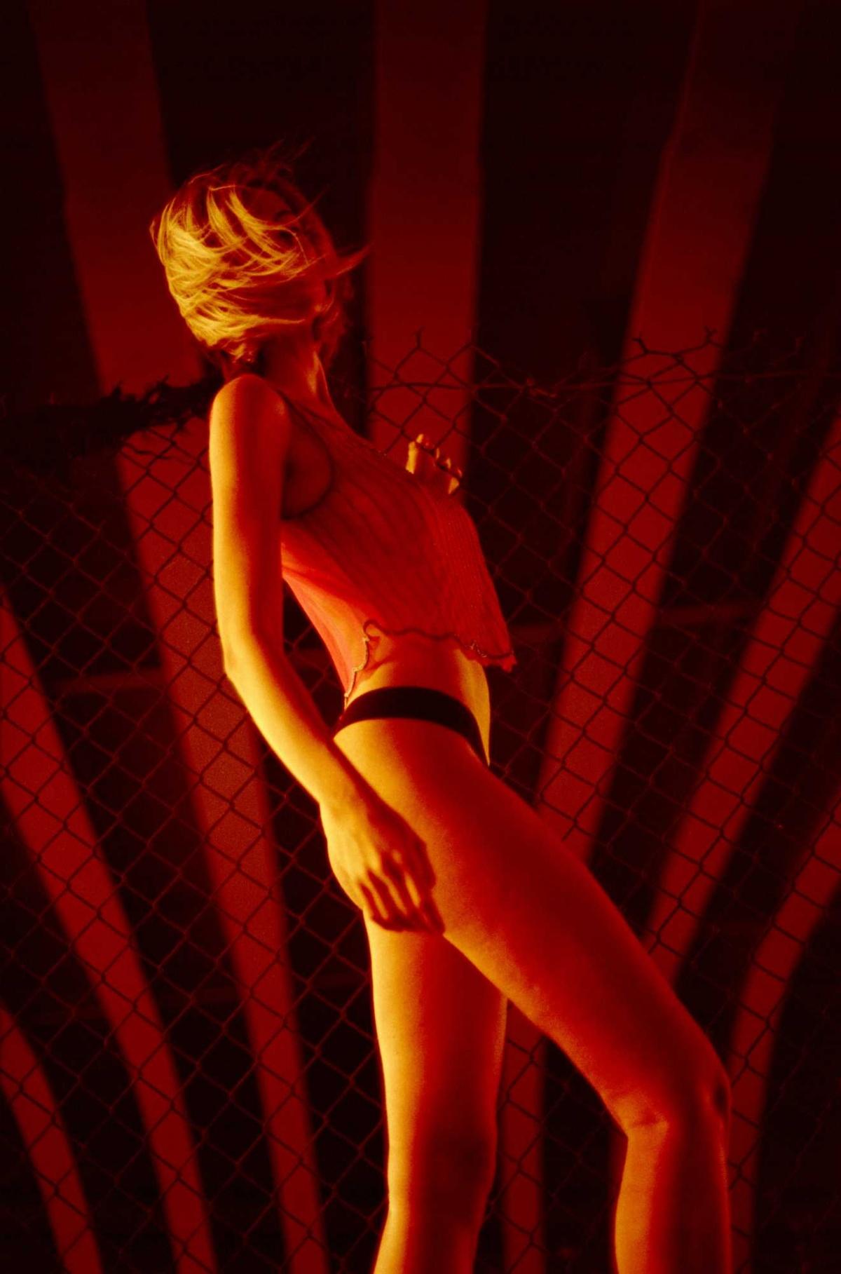 Anna Lisa Wagner nyc 35mm