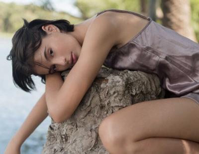 beautiful model Venus Bustamante