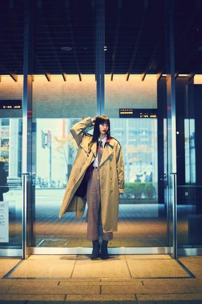 Katayama Yuki model