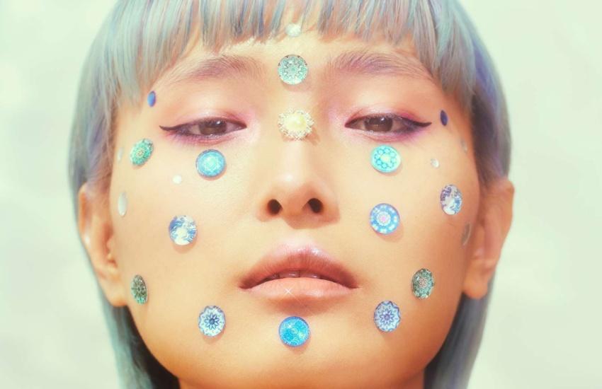 Lóng Huì Long Hui model perfect face